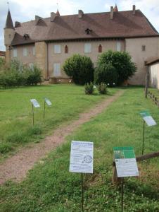Rendez-Vous au Jardin - Abbaye de Charlieu (42) - 1 au 8 juin 2018